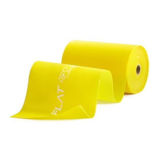Guma fitness žltá 4FIZJO metráž