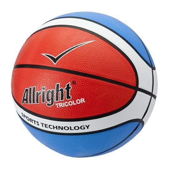 Basketbalová lopta ALLRIGHT TRICOLOR 7