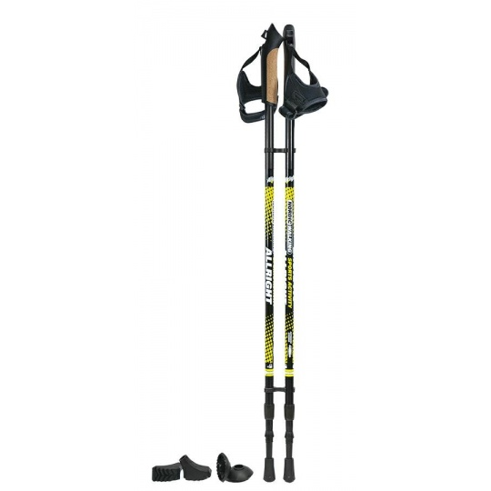 NORDIC WALKING ALLRIGHT BLACK