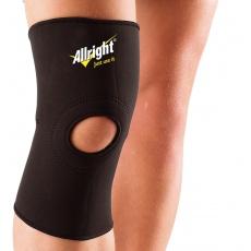 Bandáž na koleno Allright černa neoprén Velikost: XL