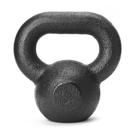 Litinový kettlebell Allright PRO 20 kg