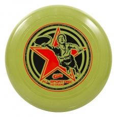 Létajicí talíř Frisbee Wham-O ALL SPORT 140 g zelený