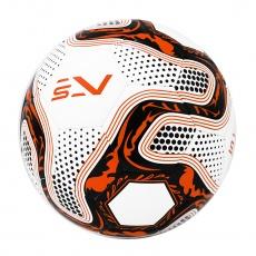 Fotbalový míč SPORTVIDA rozměr 5 - ORLIK oranžový