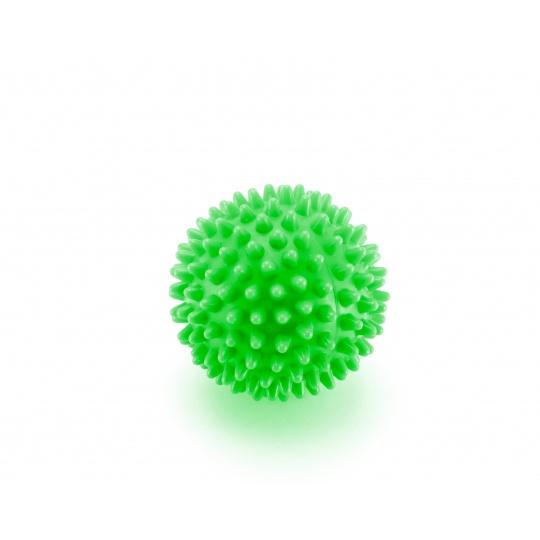 Masážna loptička 4Fizjo s hrotmi 9 cm