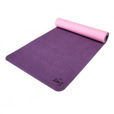 Podložka na yogu EASY YOGA  fialová