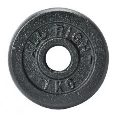 Kovové kotúče Hammertonee Allright 0,5 - 20 kg