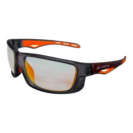 Sluneční brýle Laceto FUSION ORANGE
