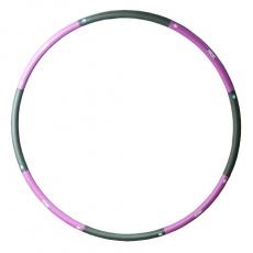 Hula Hoop 100cm Allright rúžový