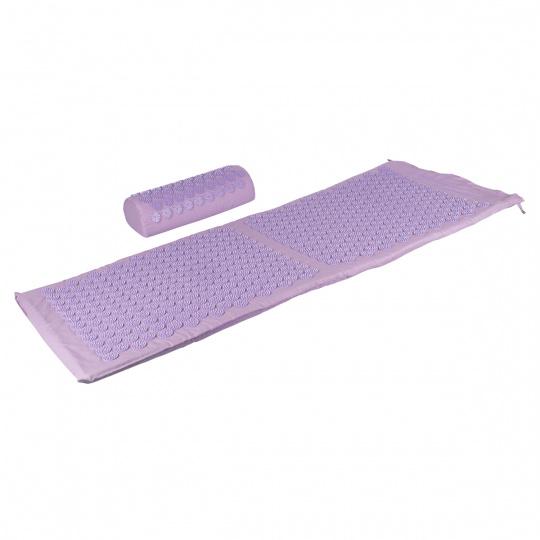 Set masážní polštářek + podložka na akupresuru Sportvida