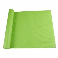 Podložka na cvičenie jogy 4 mm zelená