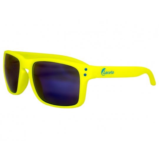Sluneční brýle Laceto ELI YELLOW