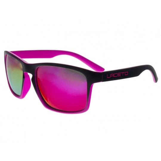 Sluneční brýle Laceto LUCIO PINK