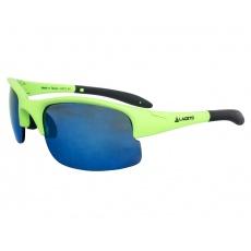 Dětské sluneční brýle Laceto MEI GREEN