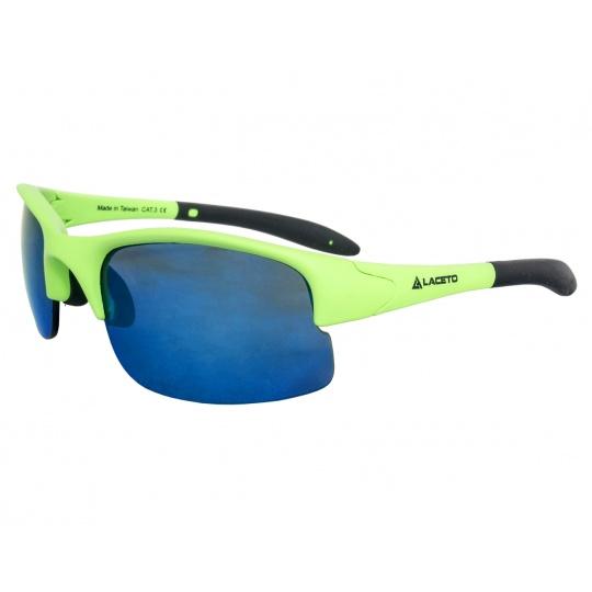 Detské slnečné okuliare Laceto MEI GREEN