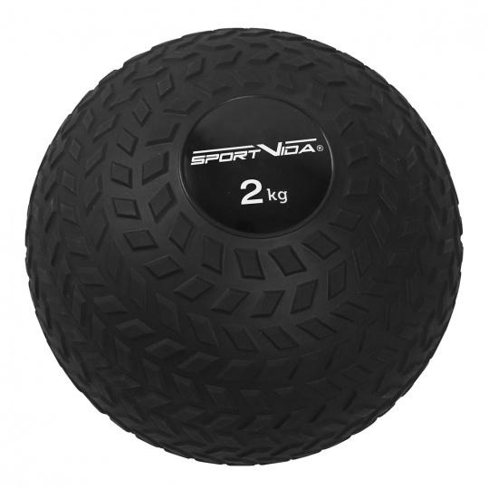 Slam ball Sportvida Tyre 2 kg