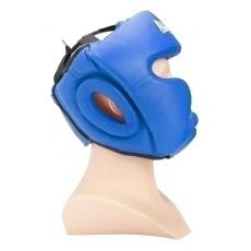 Boxerská prilba Allright Holland Senior modrá