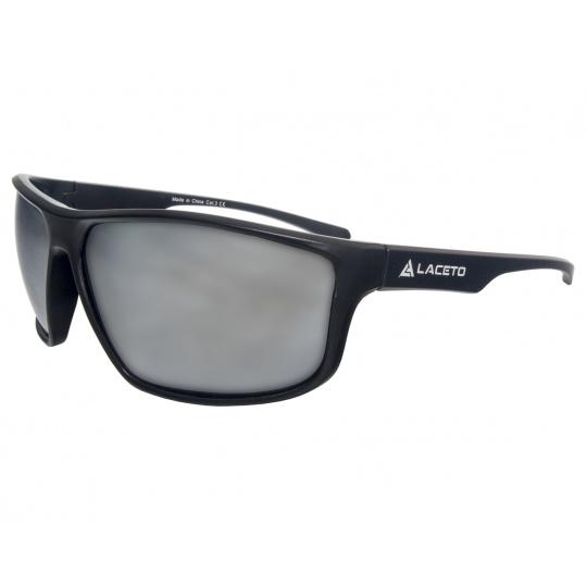 Polarizačné slnečné okuliare Laceto ENJI BLACK