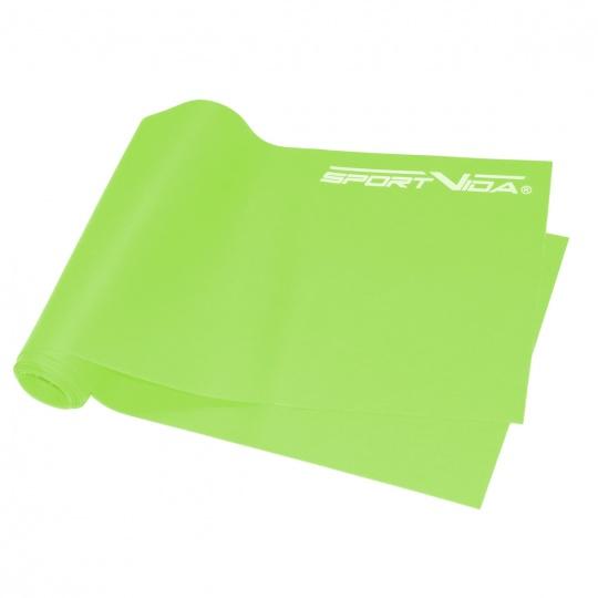 Guma fitness 200x15x0,35 cm