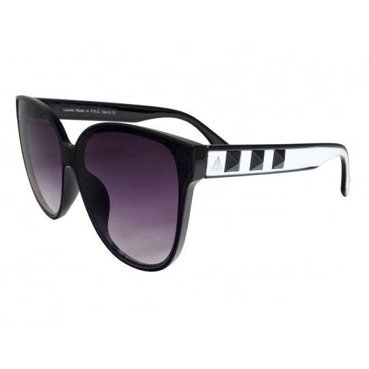 Slnečné okuliare Laceto IRIS BLACK