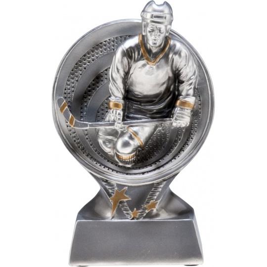 Odlévaná figurka hokej