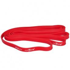 Power Band Just7gym 208x1,30x0,45 cm červený
