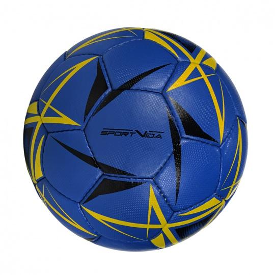 Futsalový míč SPORTVIDA Game - velikost 4, modrá