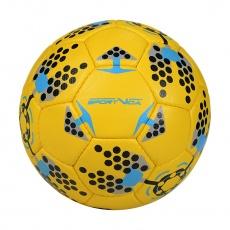 Futsalový míč SPORTVIDA- velikost 4, žlutý
