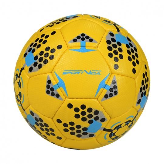 Futsalová lopta SPORTVIDA- veľkosť 4, žltý