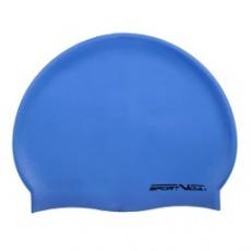 Tmavě modrá plavecká čepice