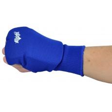 Nápästníky elastické Allright modré