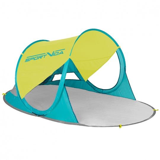 Plážový stan 2.0 Sportvida 190x120x86 cm