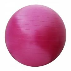 Gymnastická lopta Sportvida 55 cm Rúžová