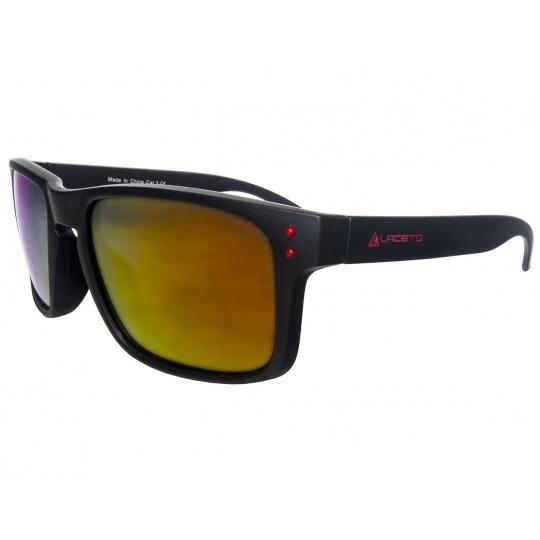 Polarizační sluneční brýle Laceto ELI BLACK