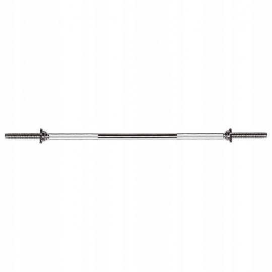 Vzpieračská tyč priemer 25 mm, dĺžka 120 cm