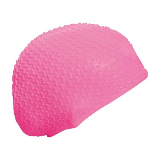 Plavací čepice dámská růžová