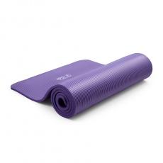 Podložka na cvičenie NBR 1 cm 4Fizjo fialová