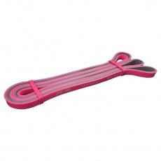 Odporová guma Power Band Sportvida 208x10x0,45 cm dvojbarevná