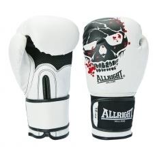 Boxerské rukavice Allright Holland Skull 12 oz