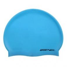 Tyrkysová plavecká čepice
