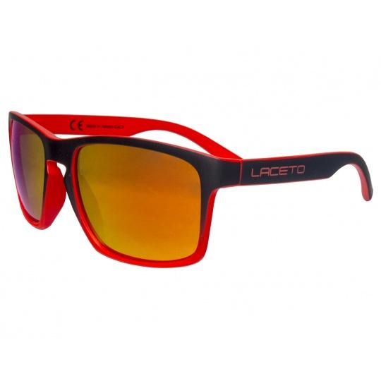 Sluneční brýle Laceto LUCIO RED