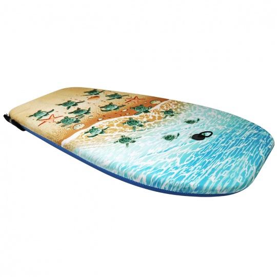 Bodyboard Sportvida Želvy deska na plavání