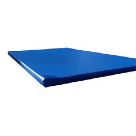 Gymnastická žinenka ALLPROLINE 200 x 120 x 10 cm T80 s protišmykovou úpravou + vystužené rohy