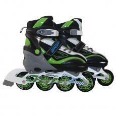 Kolieskové a zimné korčule Sportvida 4 v 1 nastaviteľná veľkosť (31-34)