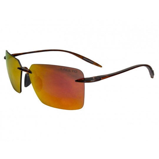 Polarizačné slnečné okuliare Laceto LEONIEL RED