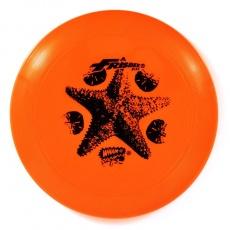 Lietajúci tanier Frisbee Wham-O MALIBU 110 g oranžový