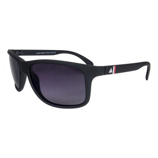 Polarizačné slnečné okuliare Laceto BOB BLACK