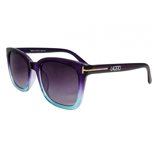 Slnečné okuliare Laceto IRENE VIOLET