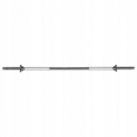 Vzpieračská tyč priemer 25 mm, dĺžka 168 cm