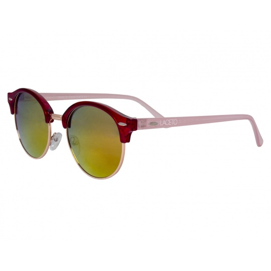 Slnečné okuliare Laceto RONA RED