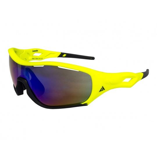 Sluneční brýle Laceto ALOY YELLOW